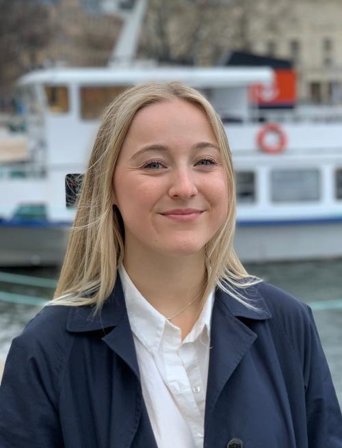 Olivia Bergström