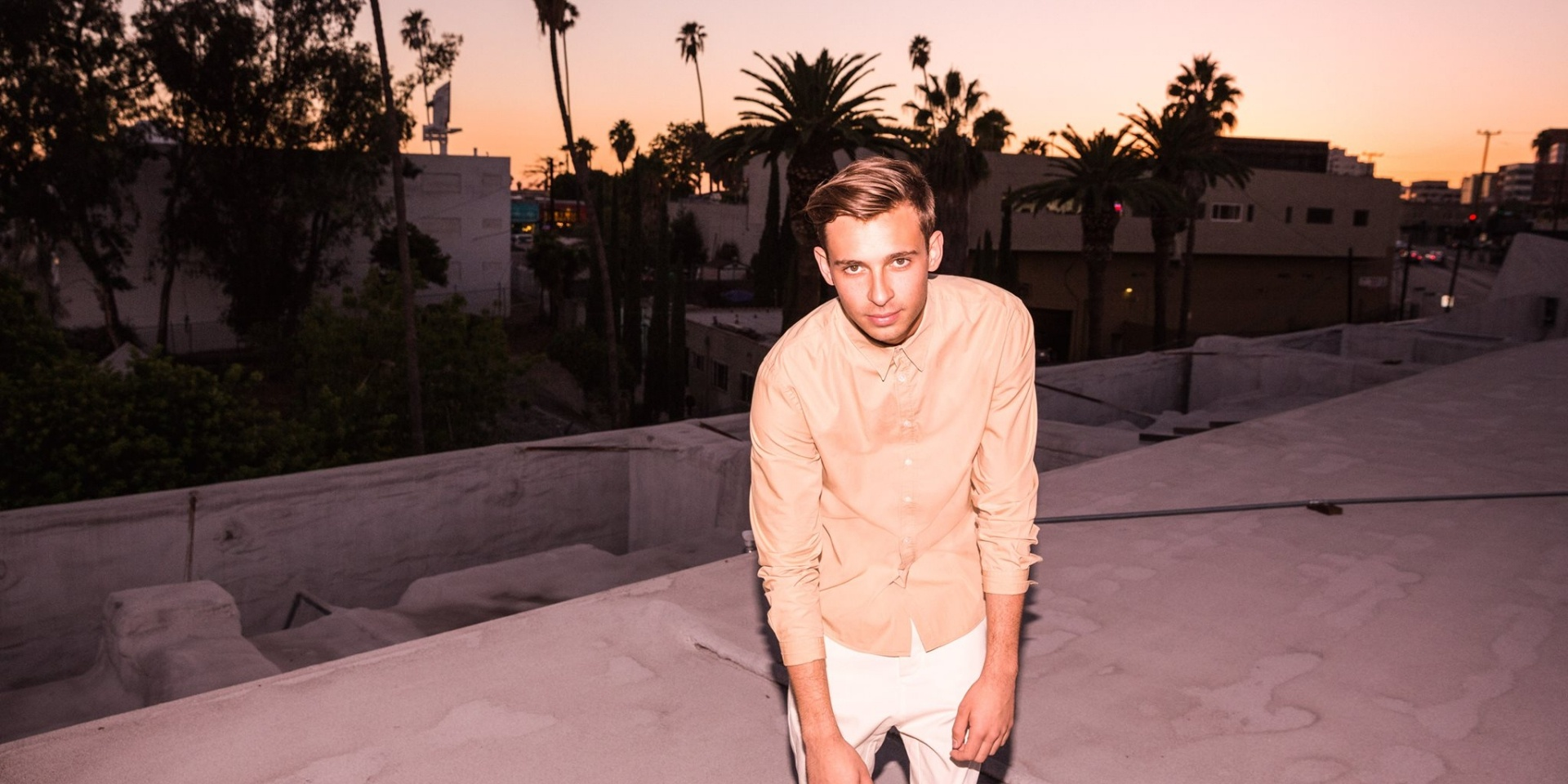 Flume to release new mixtape, Hi This Is Flume, tomorrow