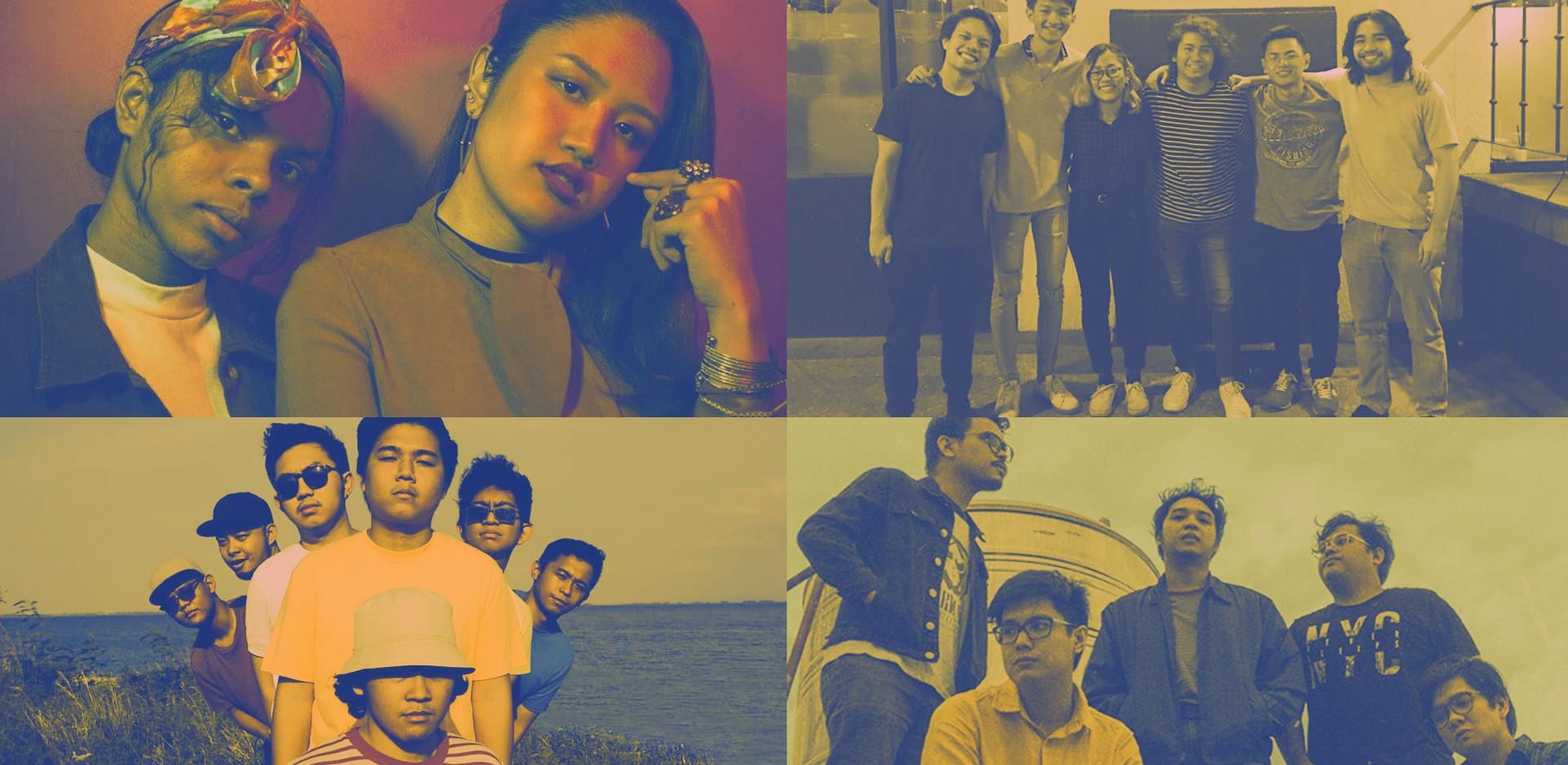 Allen&Elle, Morobe, Sansette, and The Sundown to go head to head at the Wanderbattle Finals in Cebu