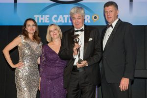 Hotel Cateys 2016: Outstanding Contribution