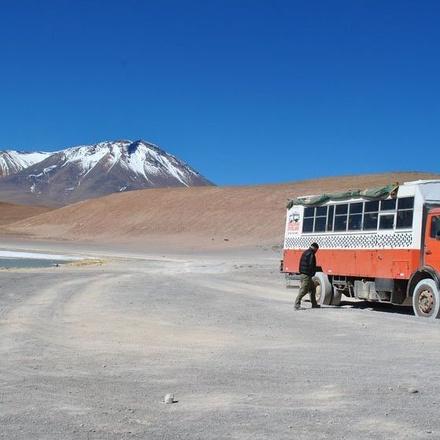 Altiplano & Gaucho Wanderer