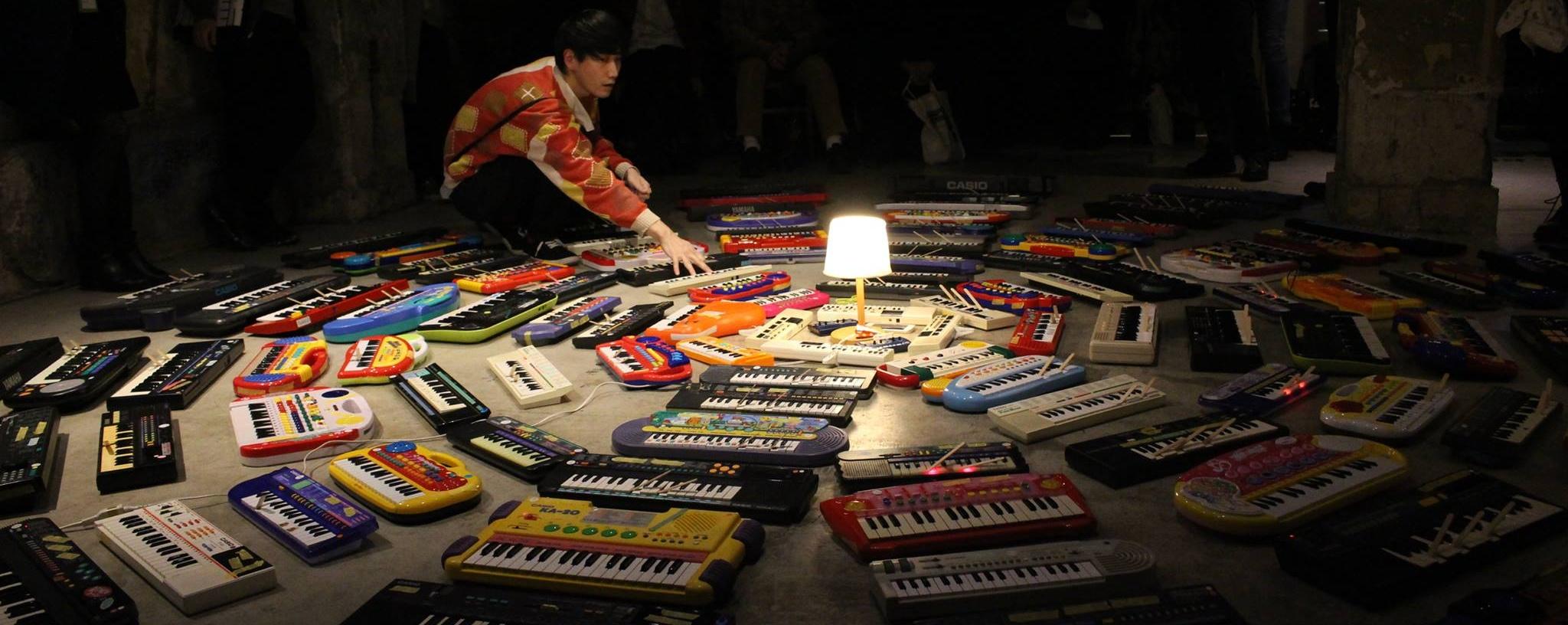 100 Keyboards By ASUNA