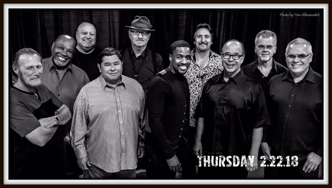 TBT - Tower of Power 50th Anniversary Tour 2018  - Thursday February 22, 2018