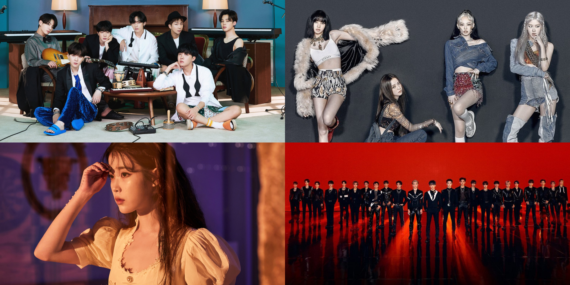 Here are the winners of the 10th Gaon Chart Music Awards – BLACKPINK, BTS, IU, NCT, and more