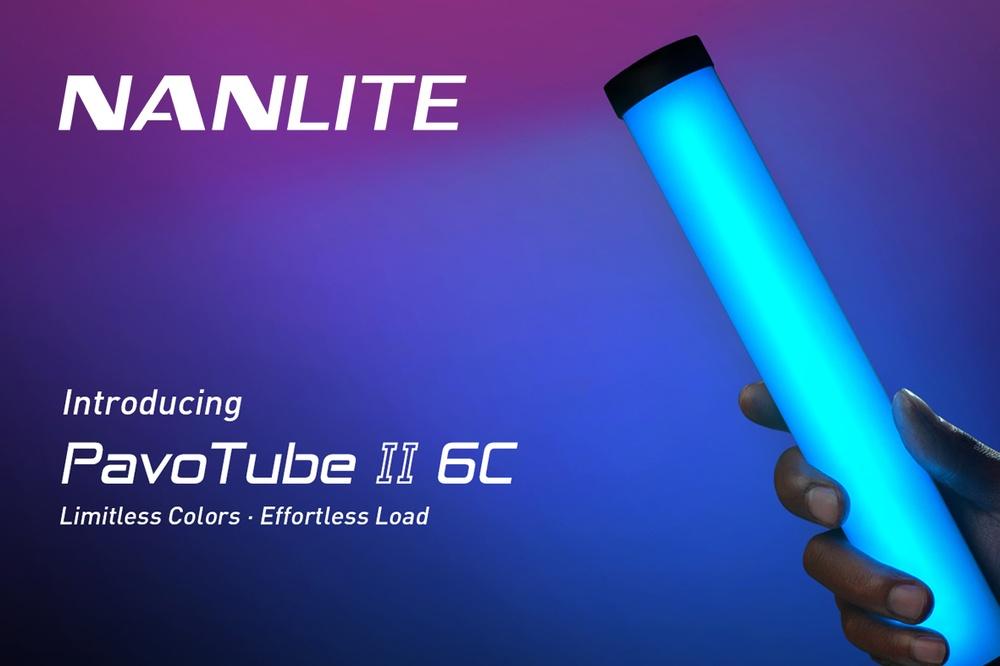 PavoTube II 6C - světlo, pro použití KDEKOLI, KDYKOLI a KÝMKOLI