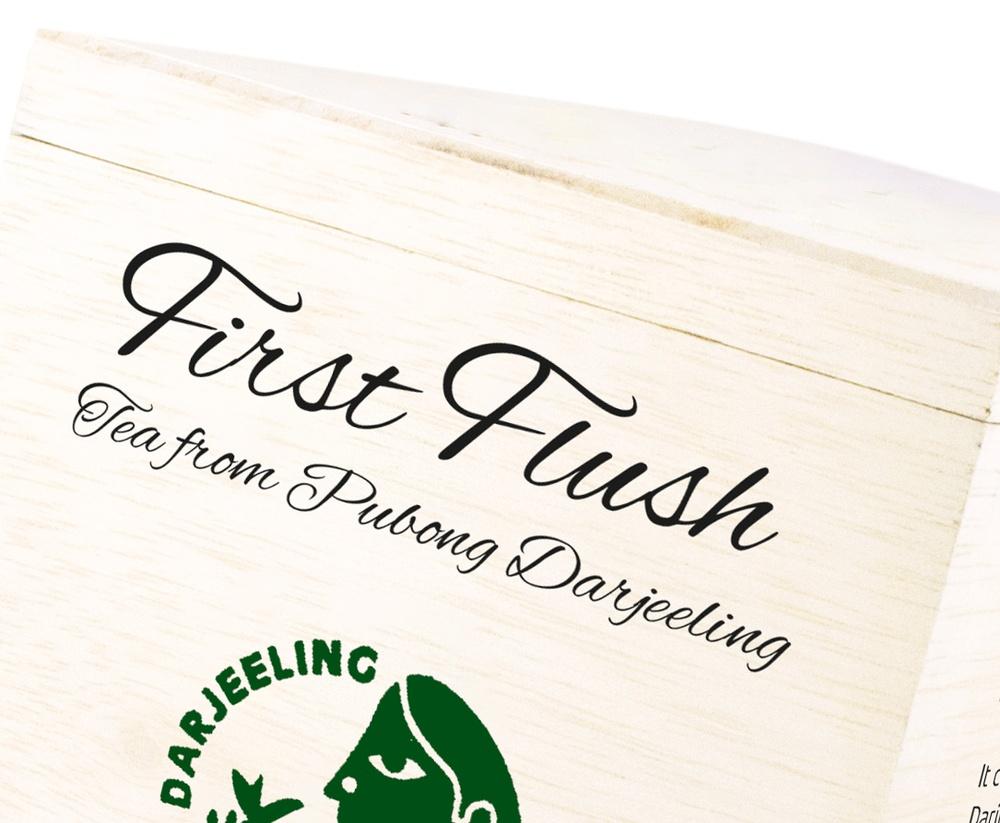 Hur kommer årets upplaga av den unika First Flush-boxen att se ut?