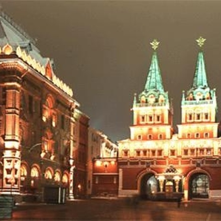 Tour of St. Petersburg and Moscow