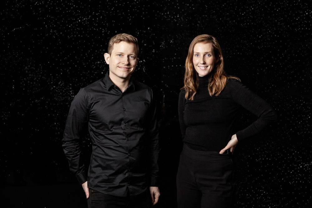 Øystein W. Høie & Elin Helander