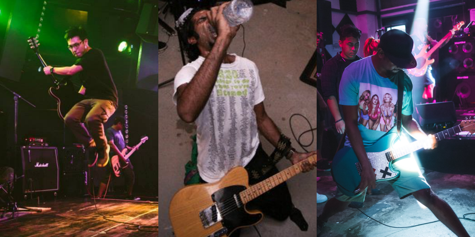 Thambi K Seaow, Plainsunset, Take-Off and Amterible to perform together next month