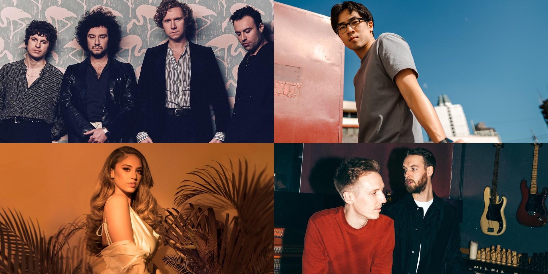 The Kooks, Honne, Alina Baraz, Charlie Lim, and more added to Wanderland 2019 lineup
