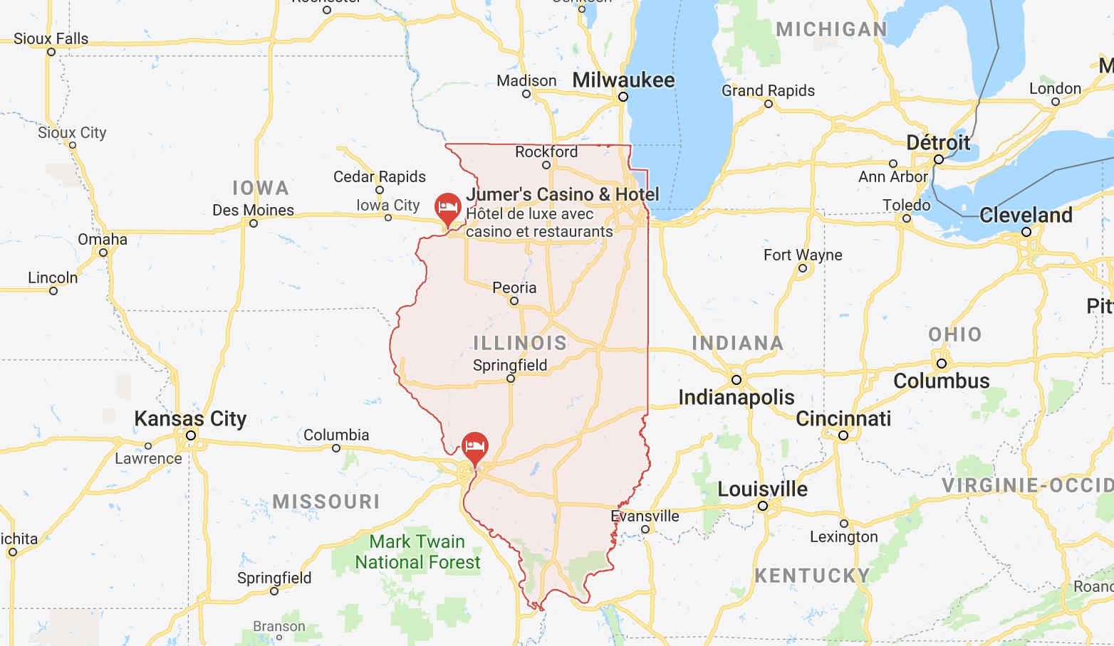 États-Unis -Phonak dans l'état de l'Illinois