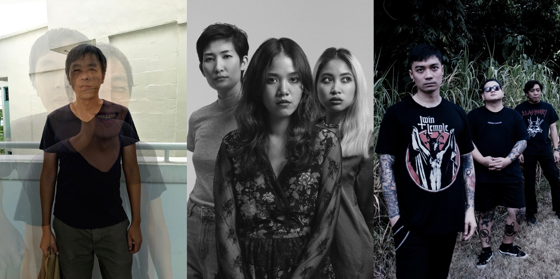 Leslie Low, Yellow Fang, Blood Pact and more to play Rocking the Region 2019