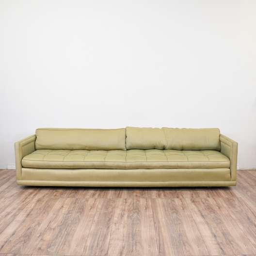 """Walter Broderick"" Mid Century Sofa"