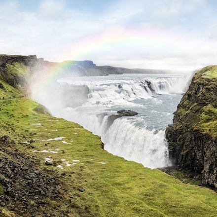 One Week Camping in Iceland