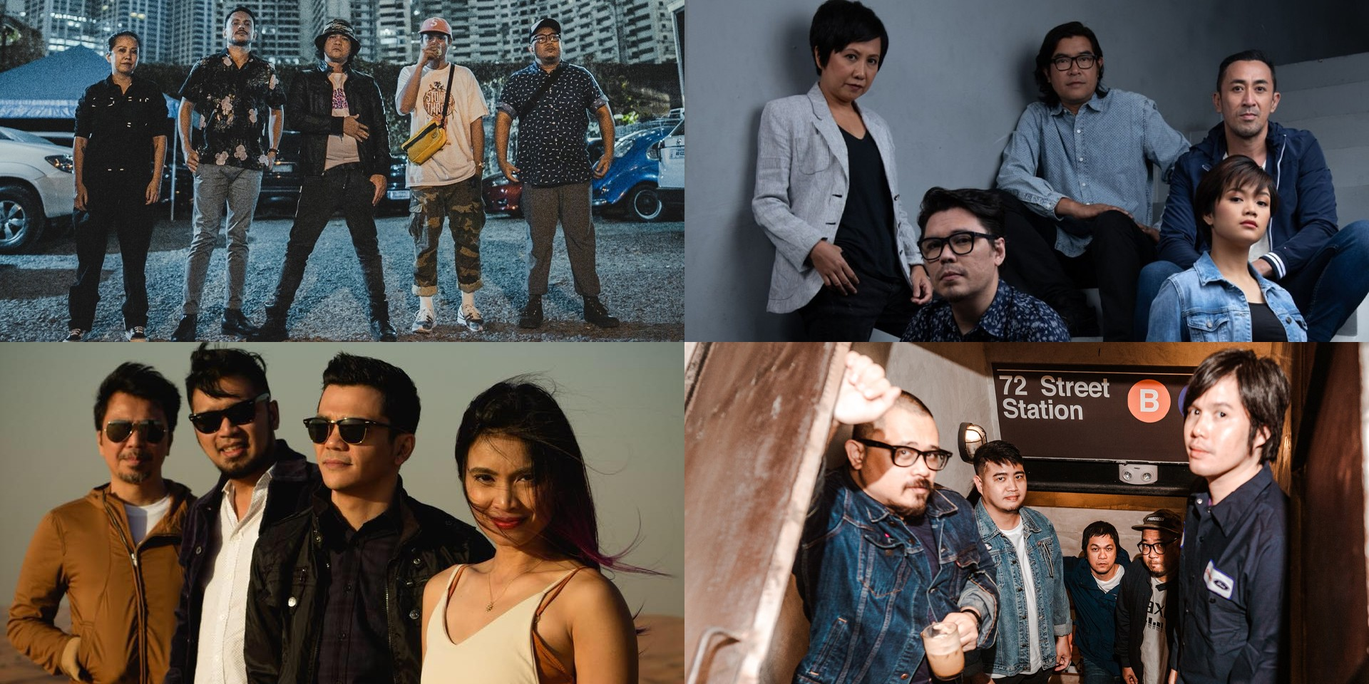 Sandwich, Imago, Pedicab, Moonstar88, and more to hold online benefit concert this July