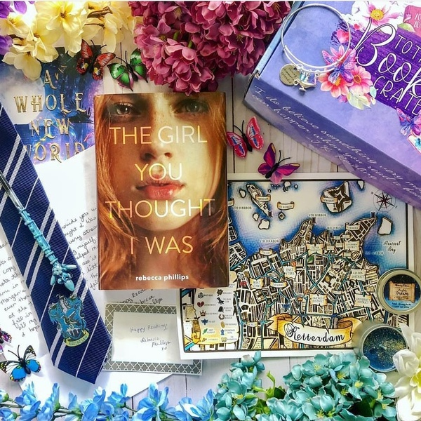 August 'A WHOLE NEW WORLD' TBC Young Adult Crate