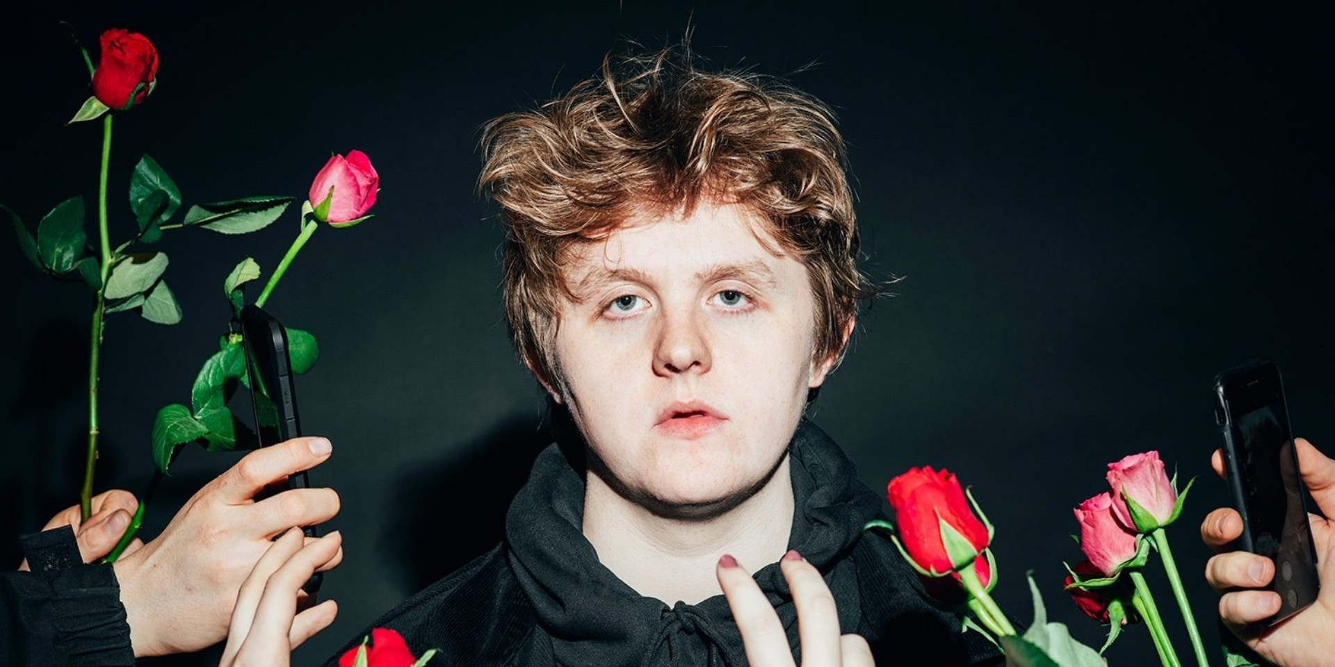 Lewis Capaldi to make Singapore debut next January