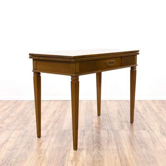 """""""Extensole"""" Extending Console Dining Table"""
