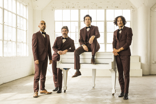 Friday Cheers - Chicano Batman with Mikrowaves - May 10, 2019, gates 6pm
