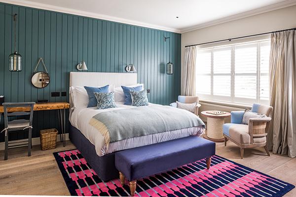 A 'fabulous' room