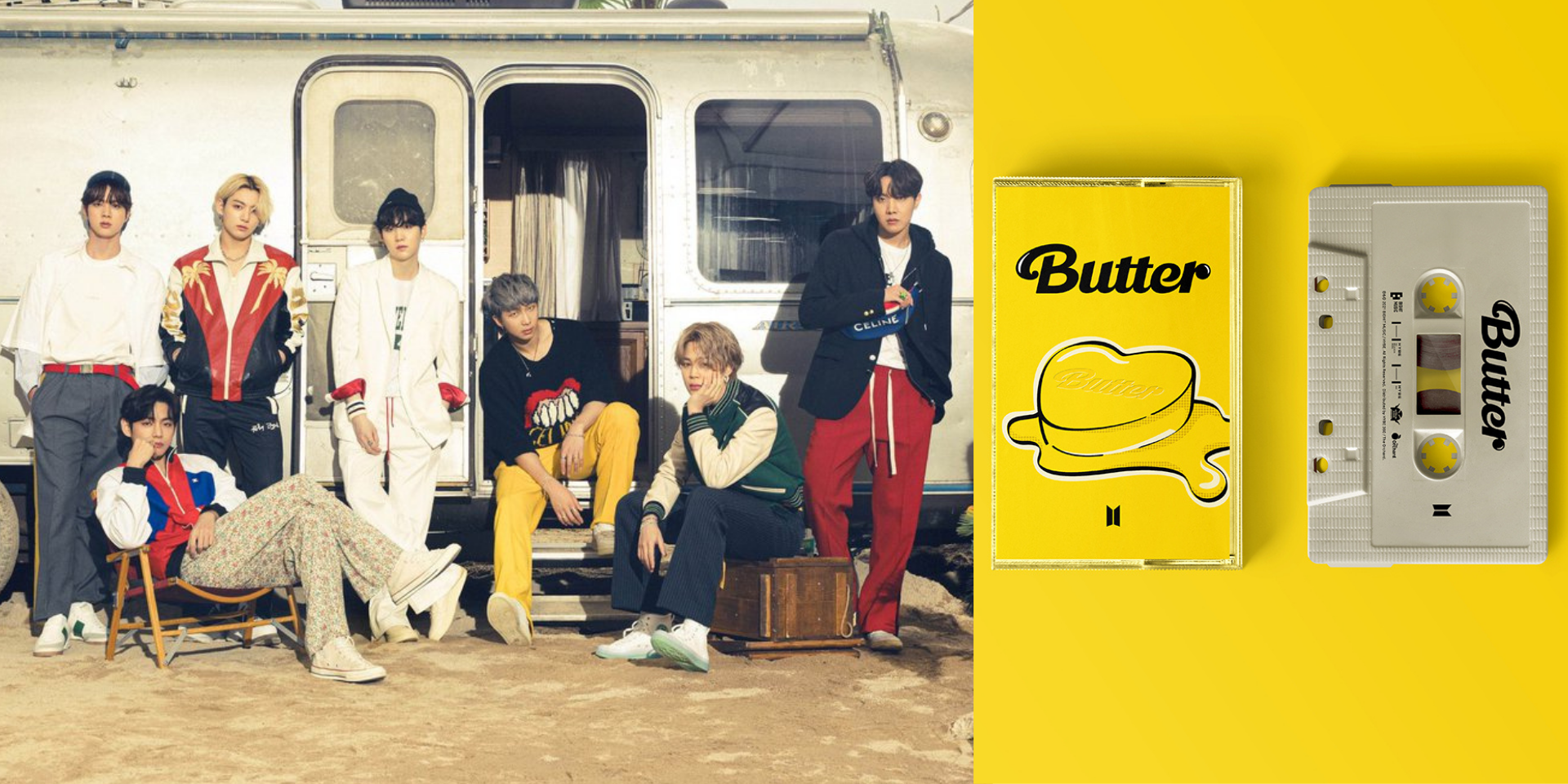 BTS to release limited vinyl and cassette for their upcoming single 'Butter', here's how to pre-order