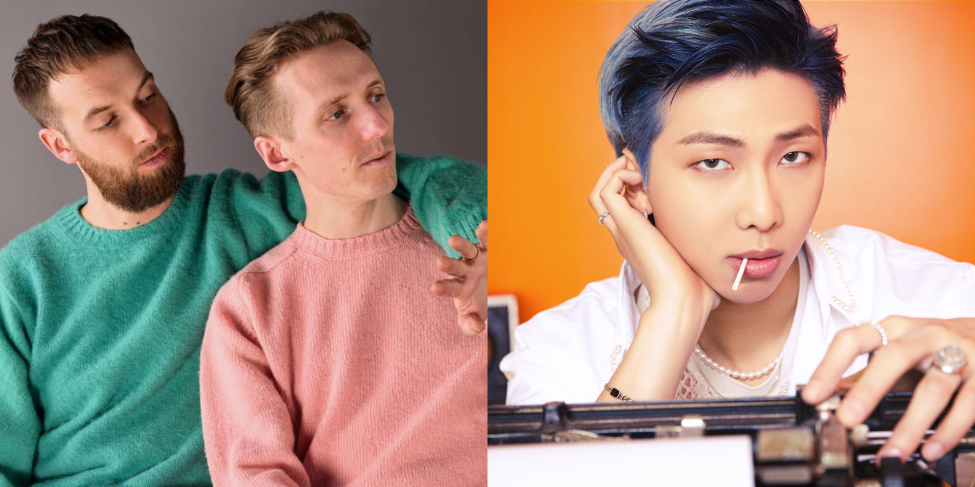 HONNE share beats for 'Seoul,' their collaboration with BTS' RM – watch