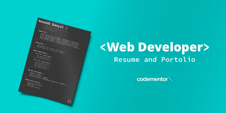 How to Make a Killer Software Engineer Resume and Portfolio to Boost ...