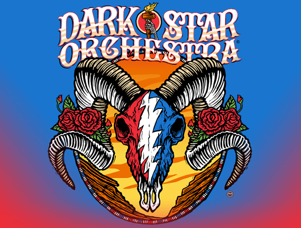 IAH- Dark Star Orchestra, August 16, 2018, gates 5pm