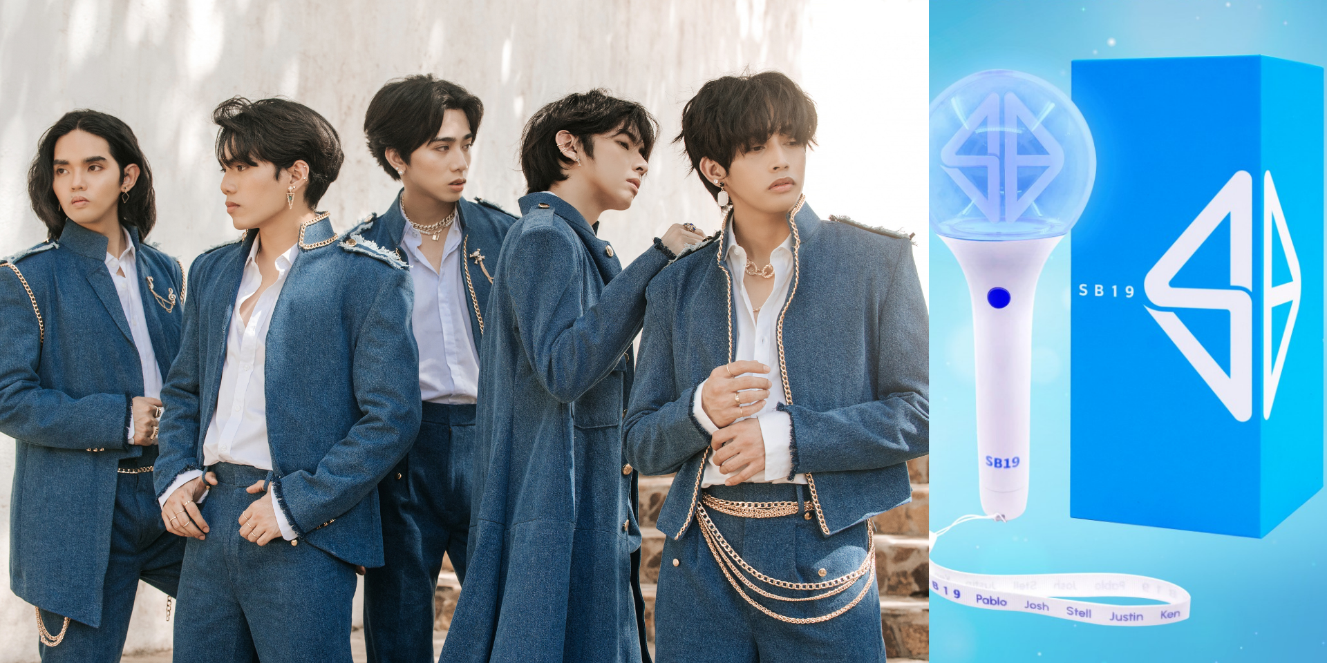 SB19 unveil new version of official lightstick for 3rd anniversary