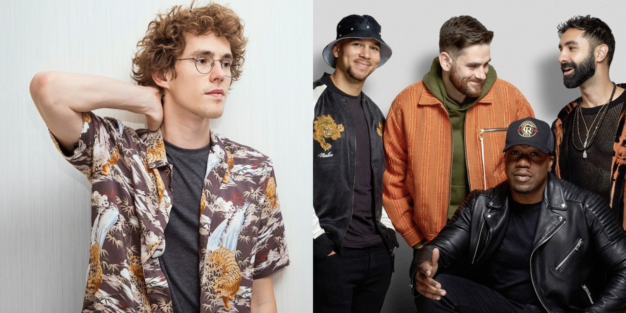 Rudimental and Lost Frequencies to perform at AIA Glow Festival 2019