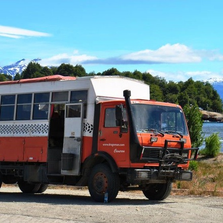 Backroads of Patagonia
