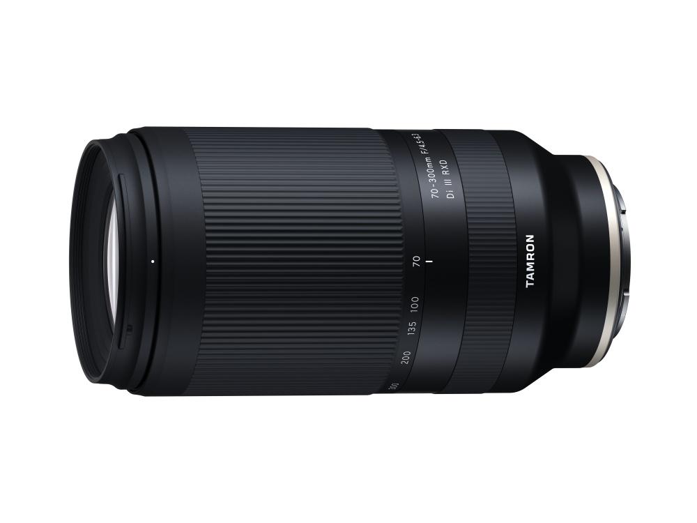 Tamron przedstawia nowy obiektyw do aparatów marki Sony E