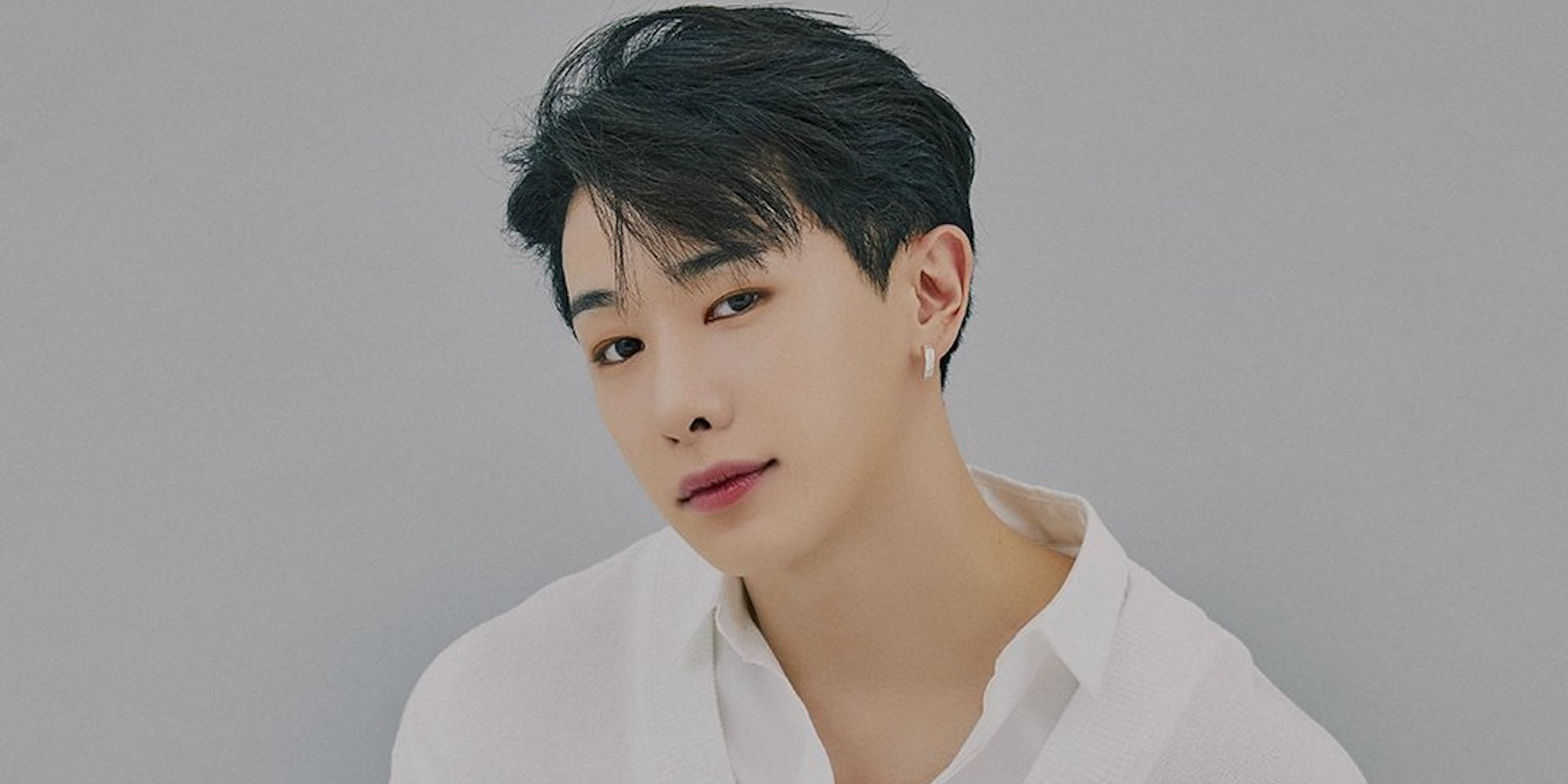 Wonho shares Love Synonym #2: Right For Us tracklist and details