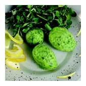 Watercress sorbet