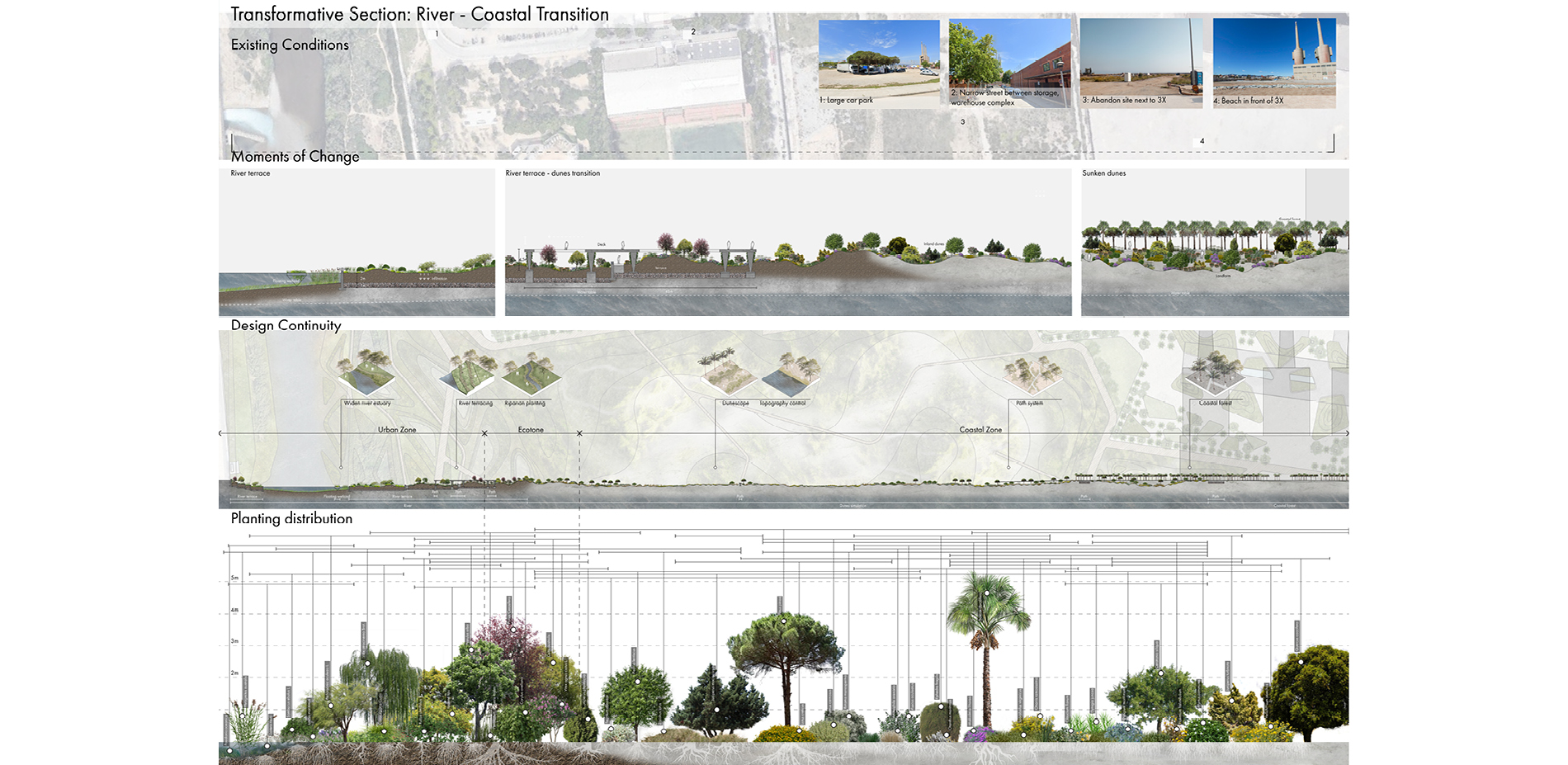 Transformative Section: River - Coastal Transition