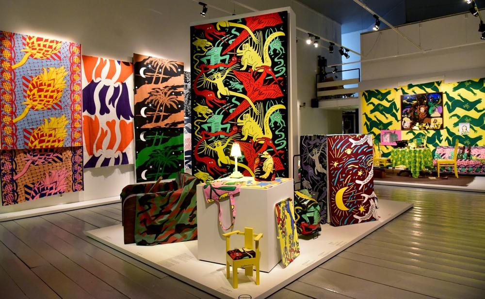 Från utställningen Carl Johan De Geer – Den stora missuppfattningen, som visas på Kulturen i Lund 4 april–30 augusti 2020. Foto: Nelly Hercberg, Kulturen