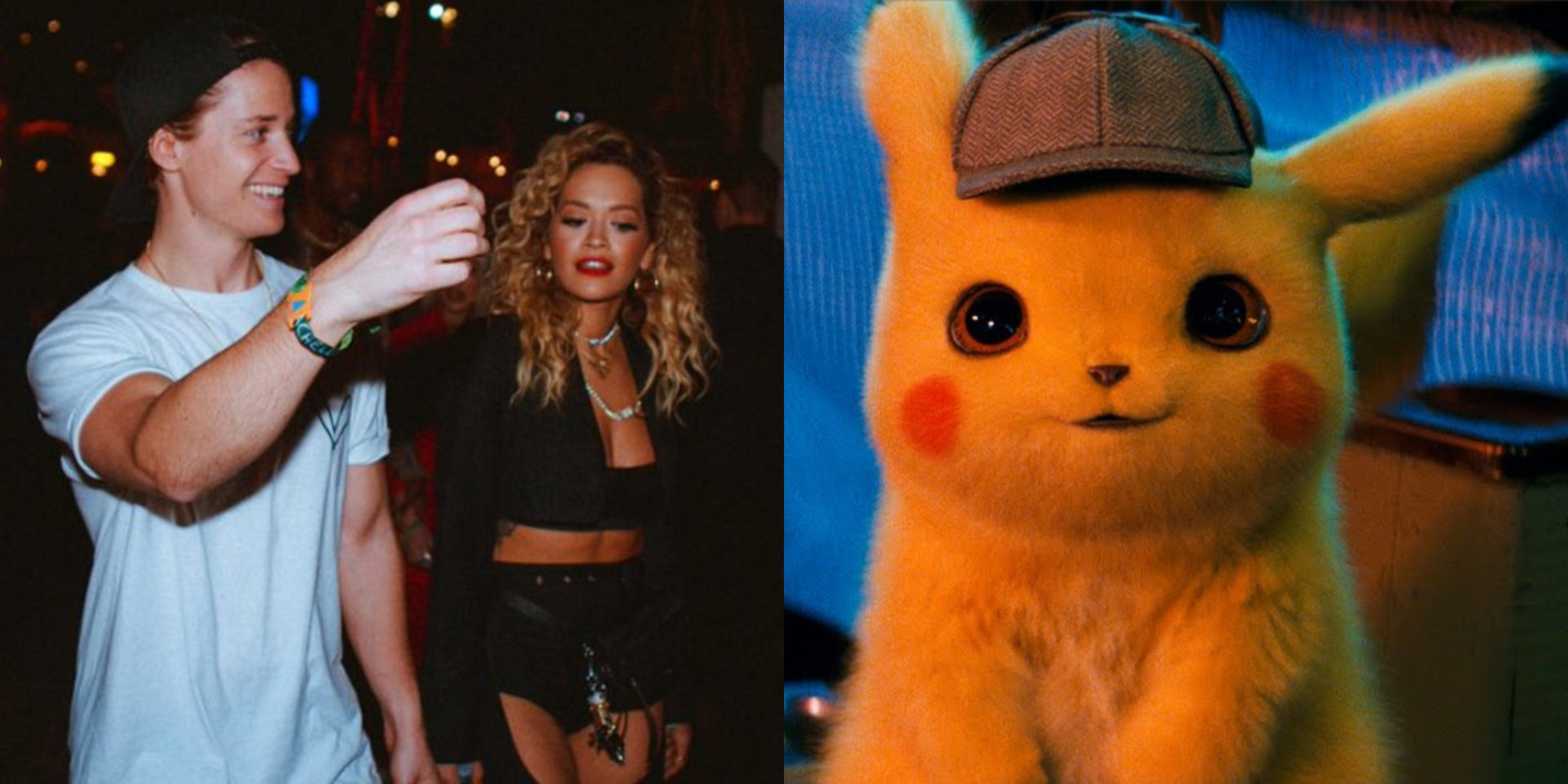 Rita Ora and Kygo collaborate for Detective Pikachu song, 'Carry On' – watch