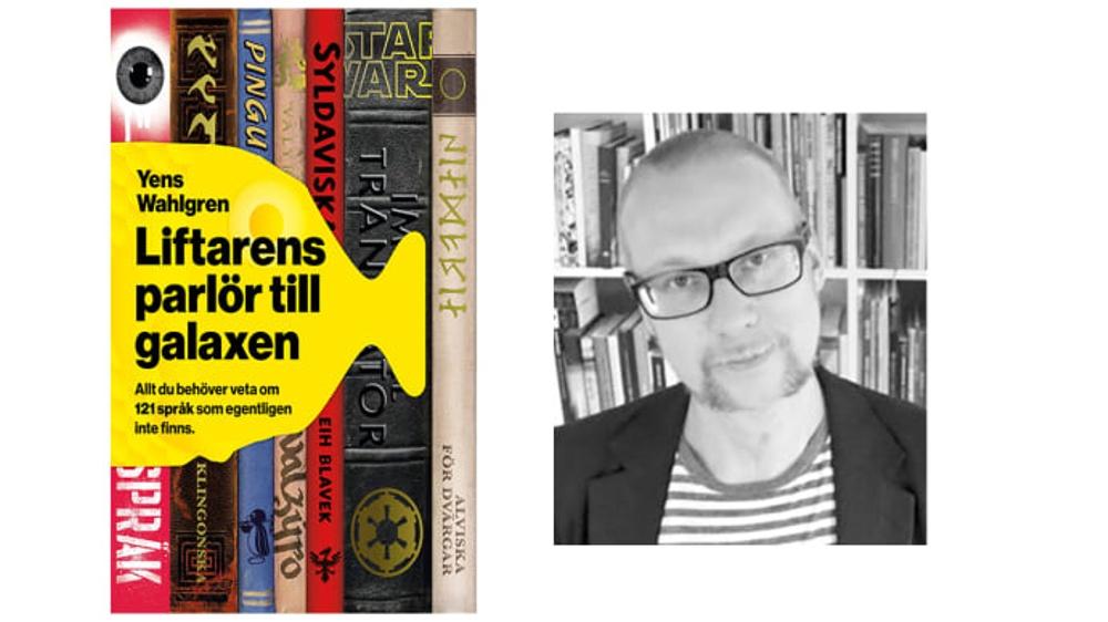 Yens Wahlgren: xenosociolingvist, kommunikatör och skribent.