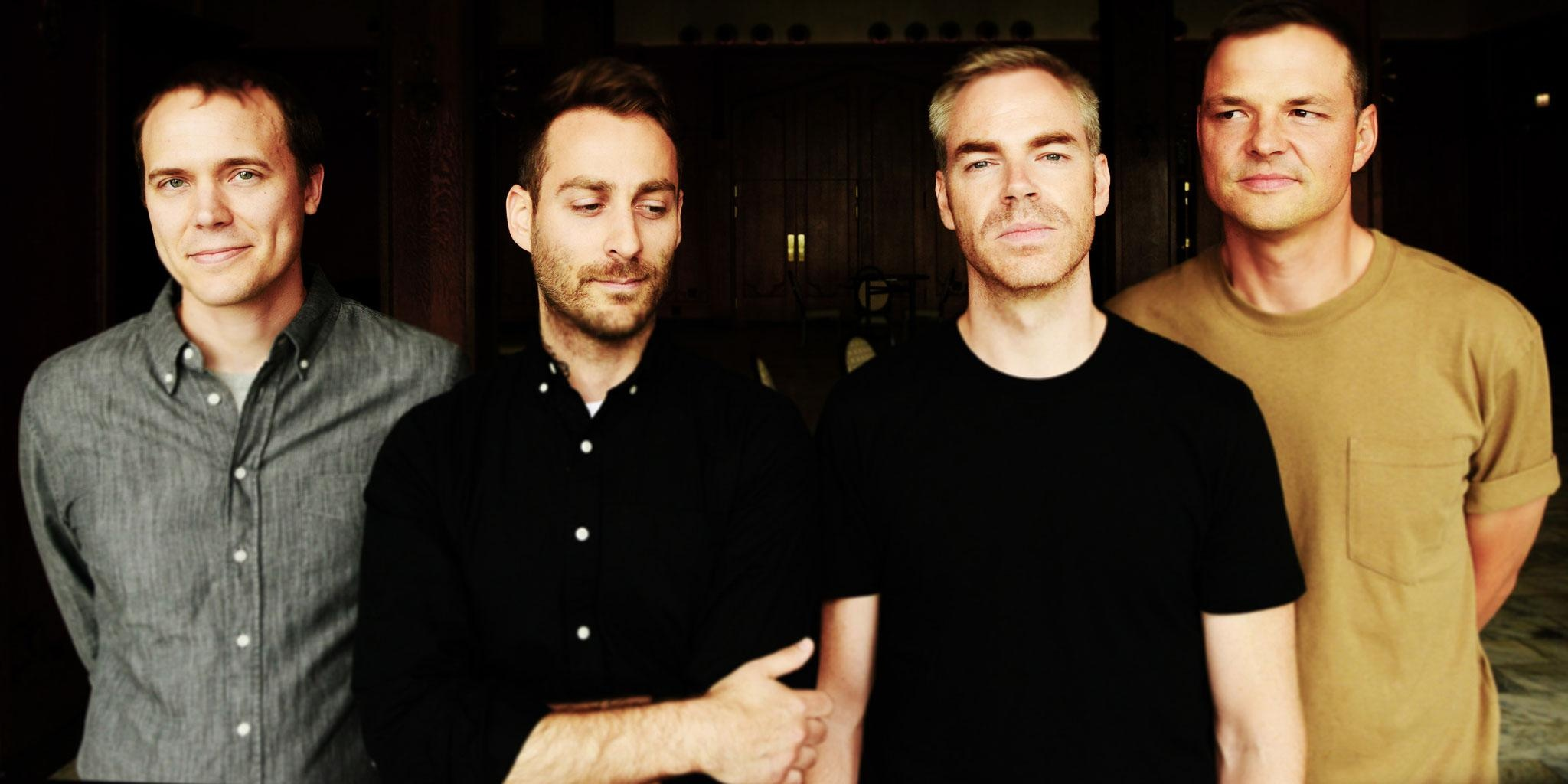 American Football perform with a children's choir for NPR's Tiny Desk concert – watch