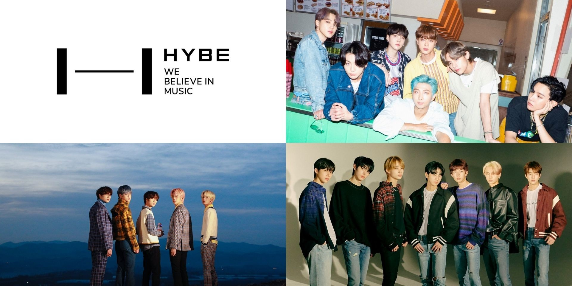 HYBE records more than 178 billion won in Q1 sales, 29% increase from 2020