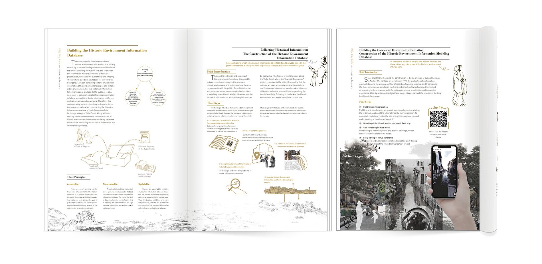 Building Historic Urban Environment Information Database