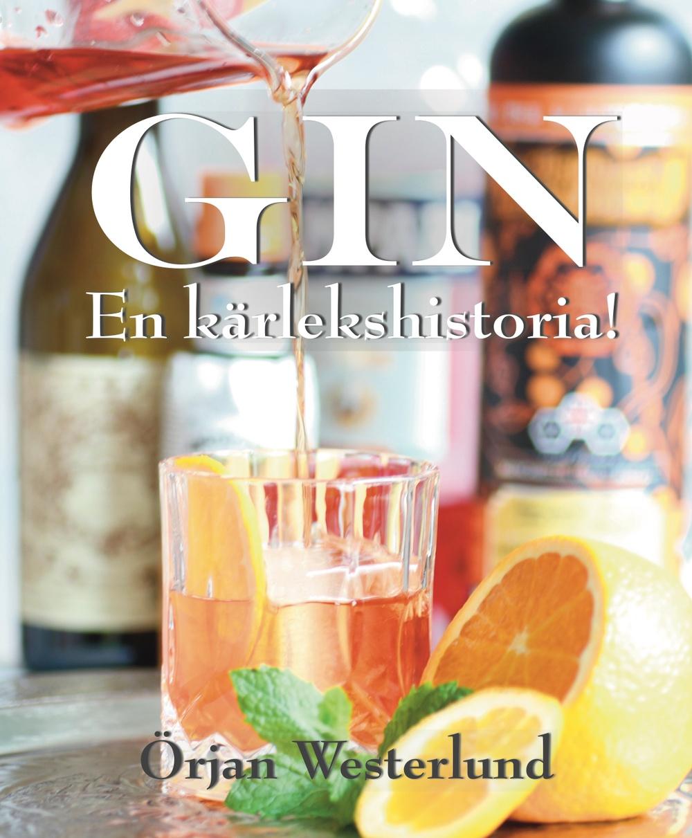 Bokomslag: Gin - en kärlekshistoria