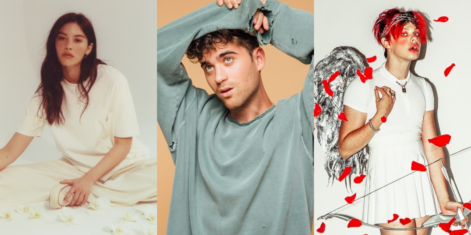 Gracie Abrams, Alexander 23, and YUNGBLUD join Big Hit Entertainment's fan community Weverse