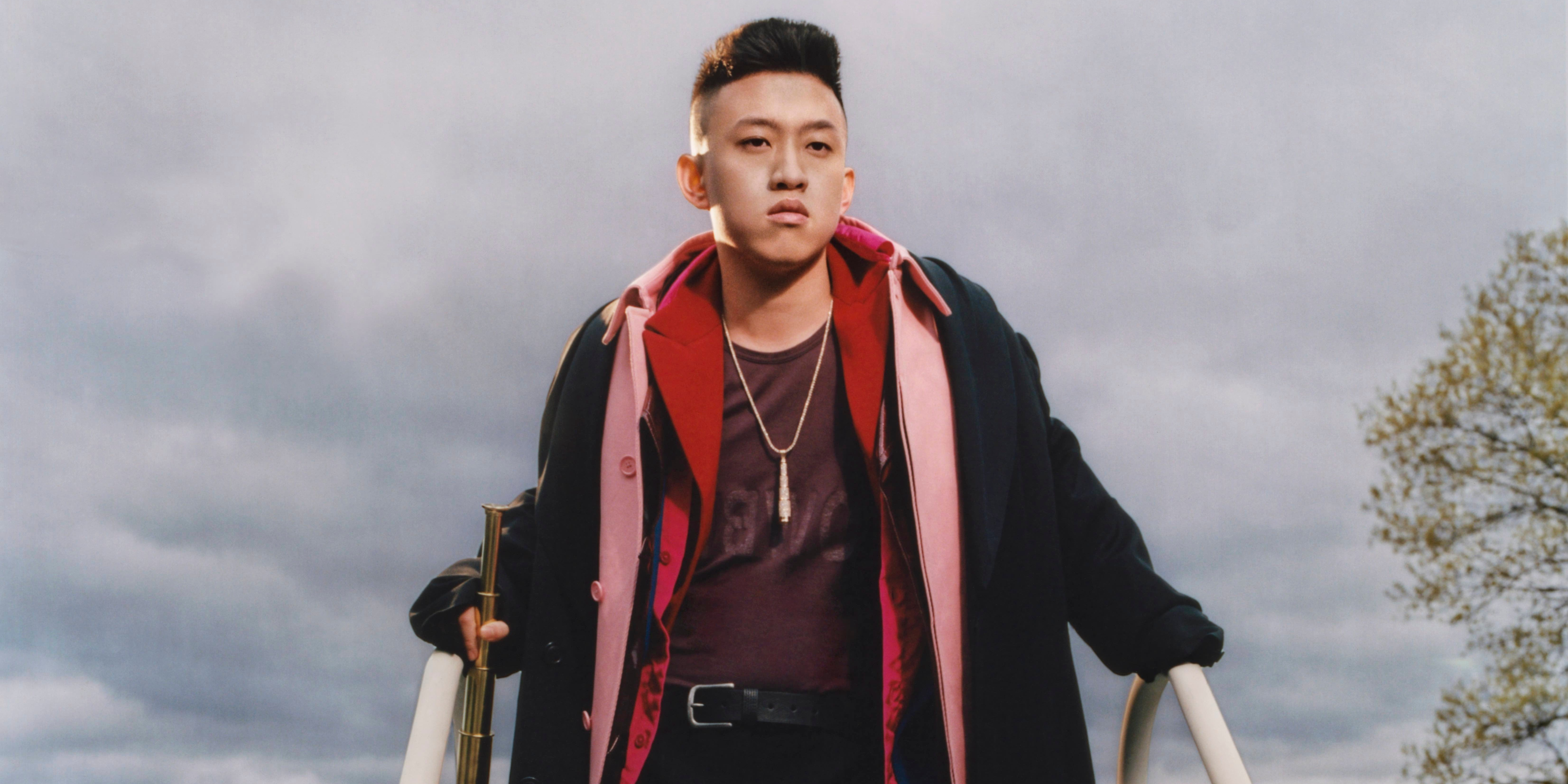 """I just feel that we shouldn't do anything for the sake of it"": An interview with Rich Brian"