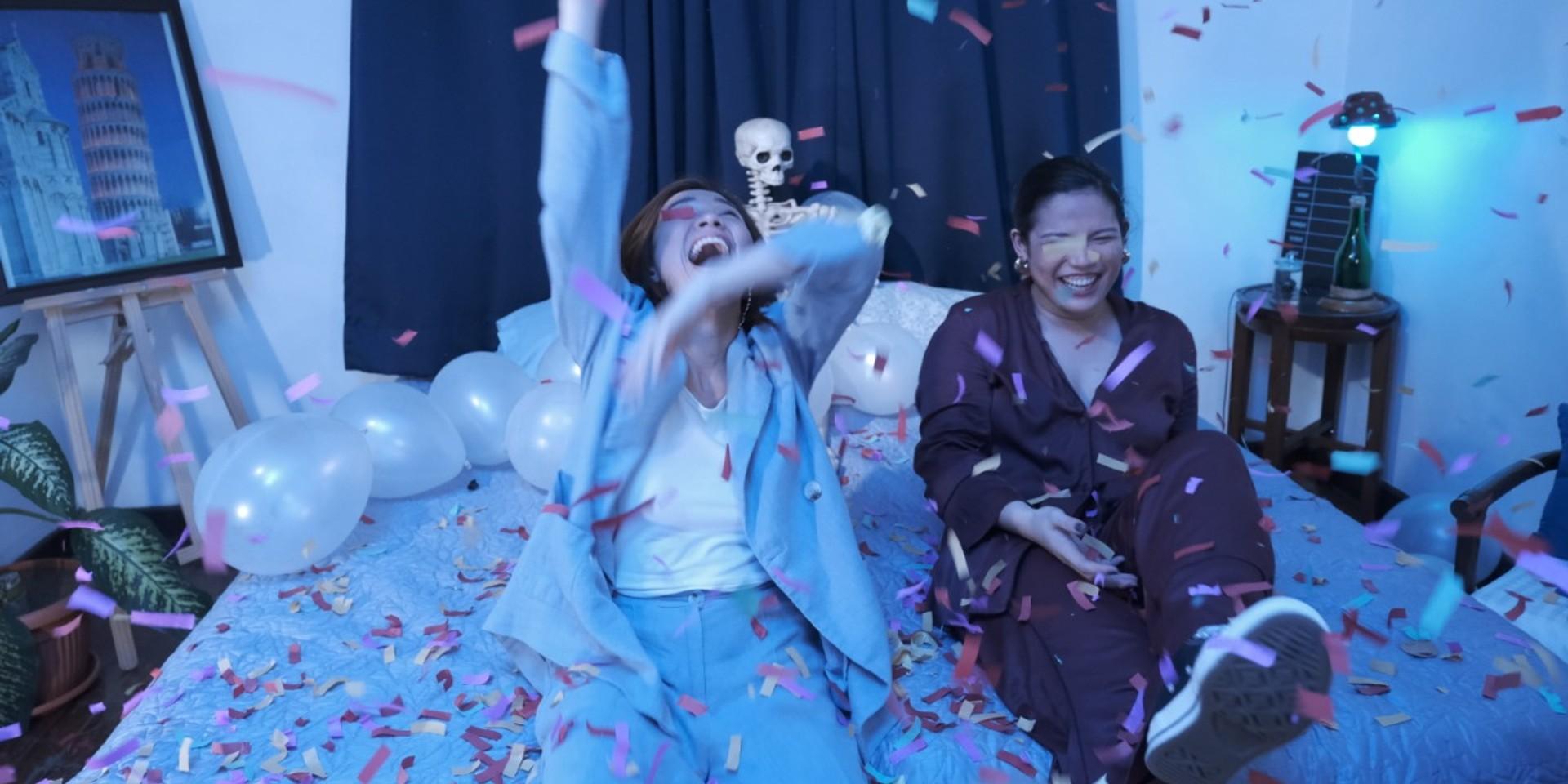 Behind the Lens: MV Isip on directing Leanne & Naara's 'Keeping Me Up' music video