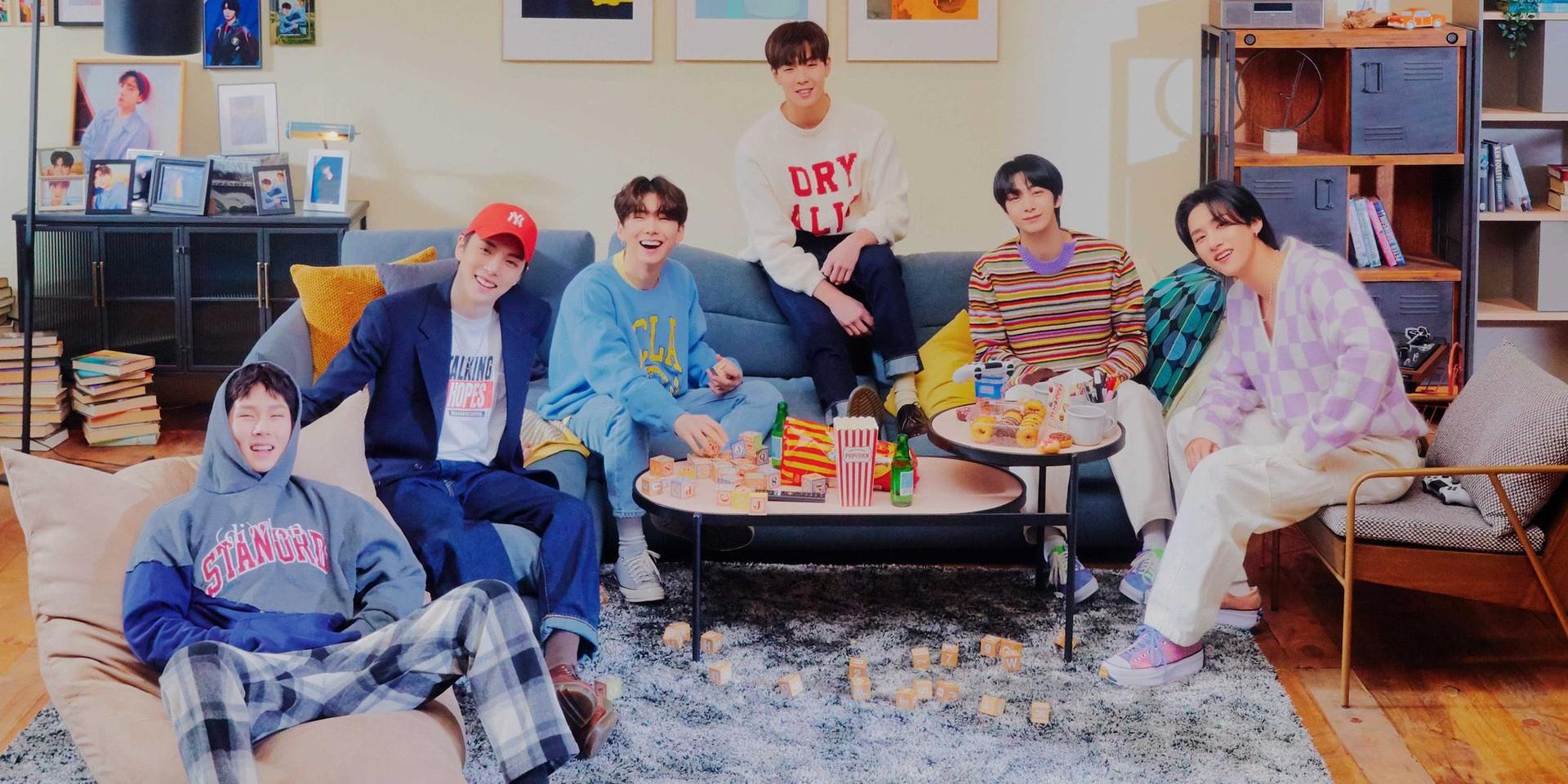 MONSTA X release Japanese album, 'Flavors of love' – listen