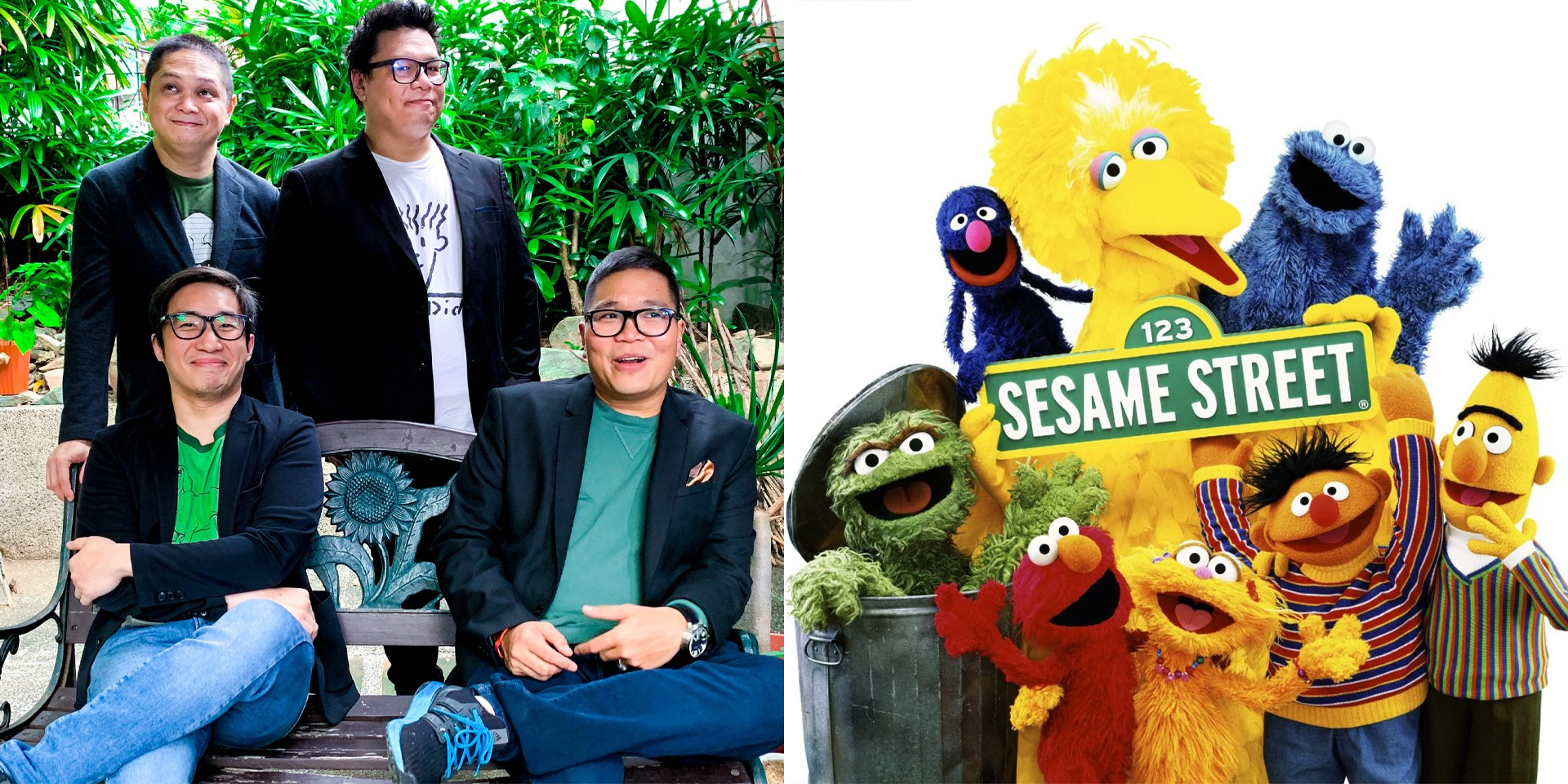 The Itchyworms take you to 'Sesame Street' with Sala Set cover – watch