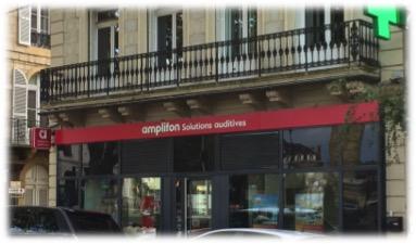 Photo du centre Amplifon de Brive la Gaillarde