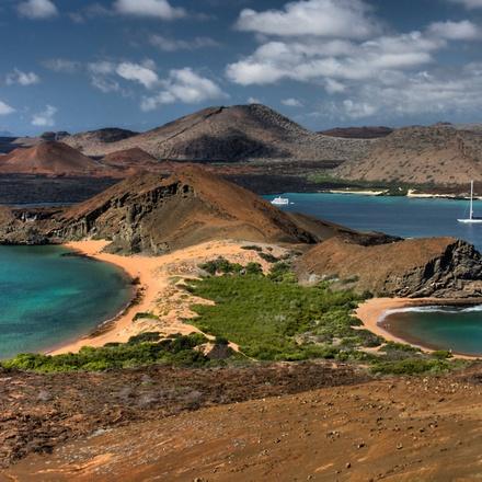 Galapagos Wildlife Cruise