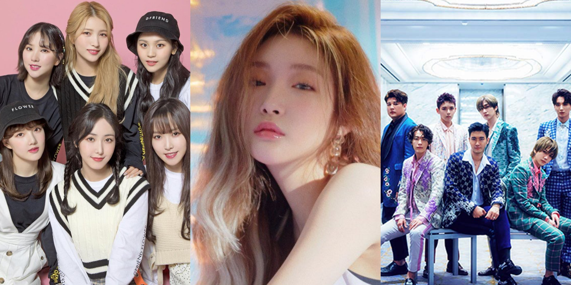 KAMP festival brings Super Junior, Chung Ha, GFriend and more to Singapore